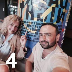 Tamer Alalloush & Iris Loos