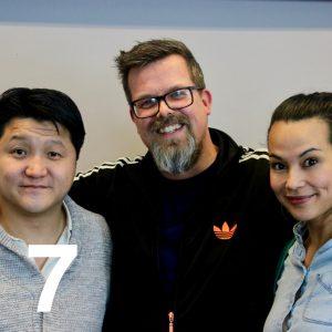 Dewi Reijs, Dennis Overeem, In-Soo Radstake