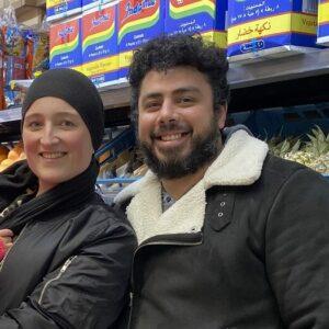 4 Mohamad Habanakeh en Anouk Willemsen