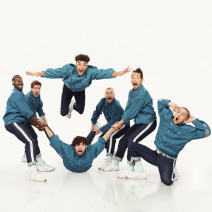 WORLD OF DANCE -- Season: 2 -- Pictured: The Ruggeds -- (Photo by: Andrew Eccles/NBC)